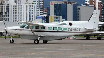 TG-ELY - Cessna 208B Grand Caravan - Private