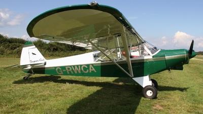 G-RWCA - Piper PA-18-150 Super Cub - Private