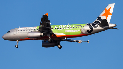 VH-VQH - Airbus A320-232 - Jetstar Airways