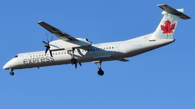 A picture of CGJZH - De Havilland Canada Dash 8400 - Air Canada - © Michal Mendyk