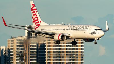 VH-YFU - Boeing 737-8FE - Virgin Australia Airlines