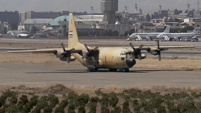 5-8518 - Lockheed C-130E Hercules - Iran - Air Force