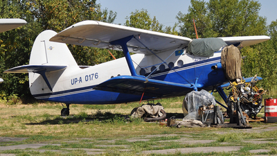 UP-A0176 - Antonov An-2 - Private