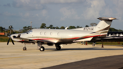 N1211A - Pilatus PC-12/45 - Private