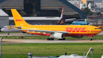 EI-HED - Airbus A330-243F - DHL (ASL Airlines)