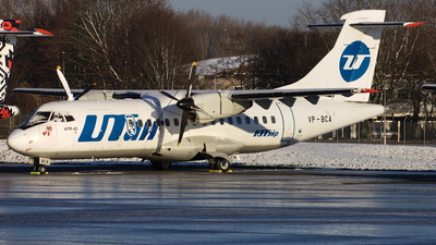 VP-BCA - ATR 42-312 - UTair Aviation