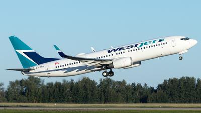 C-FCNW - Boeing 737-8CT - WestJet Airlines