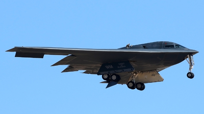 90-0040 - Northrop B-2A Spirit - United States - US Air Force (USAF)