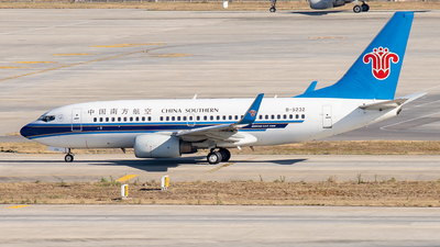 B-5232 - Boeing 737-71B - China Southern Airlines