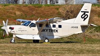 A picture of JA04GB - Quest Kodiak 100 - [1000198] - © Claire.GC8