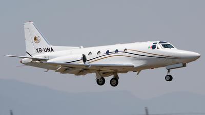 XB-UNA - North American Sabreliner 65 - Private