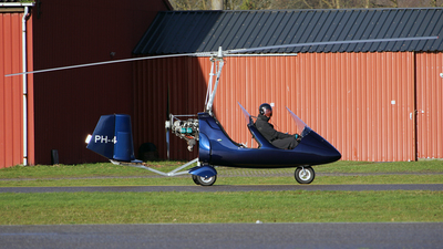 PH-4N9 - AutoGyro Europe MTOsport  - Private