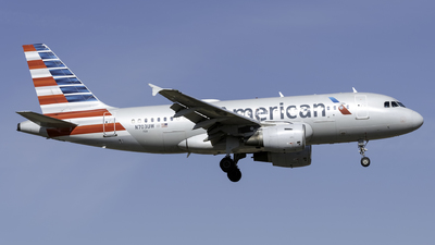 A picture of N703UW - Airbus A319112 - American Airlines - © Kerrigan_Aviation_NJ