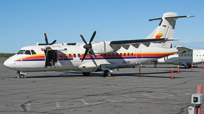 A picture of CFIQU - ATR 42300(QC) - First Air - © Michael Eaton