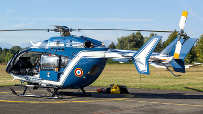F-MJBC - Eurocopter EC 145 - France - Gendarmerie