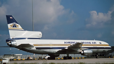 N193AT - Lockheed L-1011-50 Tristar - American Trans Air (ATA)