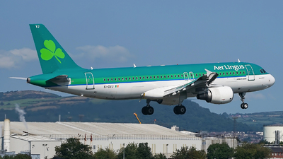 A picture of EIDVJ - Airbus A320214 - Aer Lingus - © Simon330lover