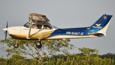 HK-5187-G - Cessna 172S Skyhawk SP - Flying Center