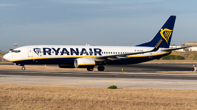 9H-QAG - Boeing 737-8AS - Ryanair (Malta Air)