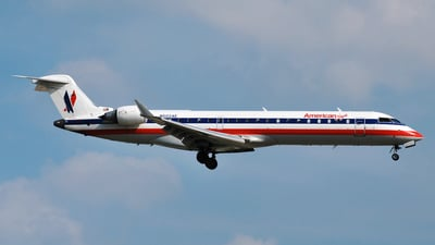 N502AE - Bombardier CRJ-701ER - American Eagle