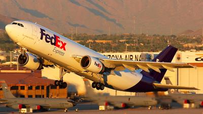 N684FE - Airbus A300F4-605R - FedEx