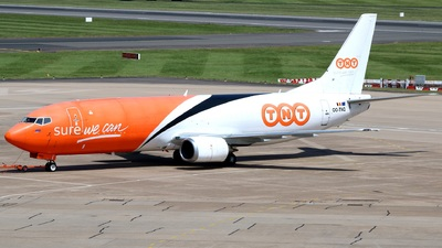 OO-TNQ - Boeing 737-4M0(SF) - TNT (ASL Airlines)