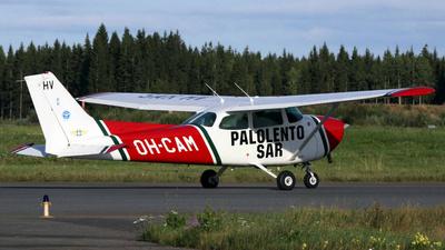 OH-CAM - Cessna 172P Skyhawk II - Jukolan Pilotit