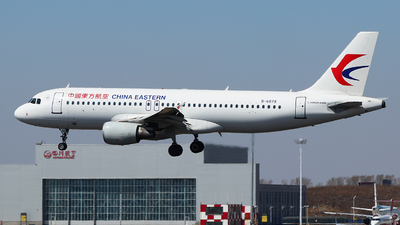 A picture of B6879 - Airbus A320214 - China Eastern Airlines - © King Wang