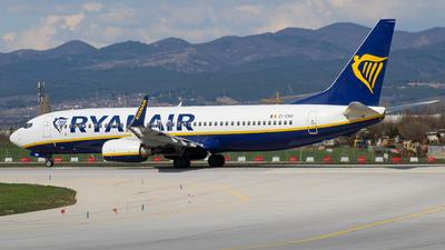 A picture of EIENV - Boeing 7378AS - Ryanair - © Pj Mackey