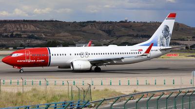 EI-FJW - Boeing 737-8JP - Norwegian