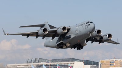 09-9207 - Boeing C-17A Globemaster III - United States - US Air Force (USAF)