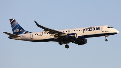 N354JB - Embraer 190-100IGW - jetBlue Airways