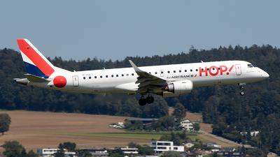 F-HBLC - Embraer 190-100LR - HOP! for Air France