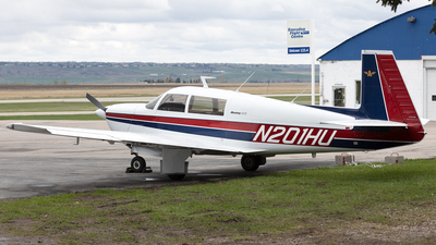 N201HU - Mooney M20J-201 - Private