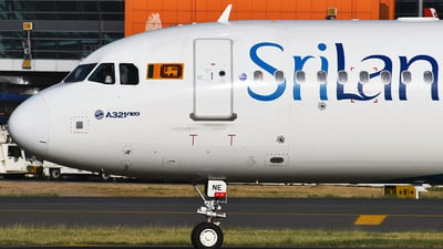 4R-ANE - Airbus A321-251N - SriLankan Airlines