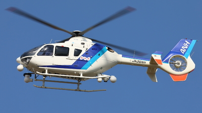JA36NH - Eurocopter EC 135T2 - All Nippon Helicopter