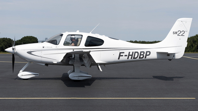 F-HDBP - Cirrus SR22-GS Turbo - Private