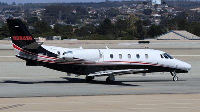 N384SH - Cessna 560XL Citation Excel - Private