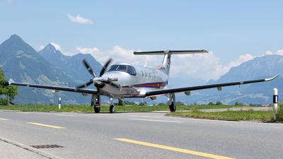HB-FIR - Pilatus PC-12 NGX - Private