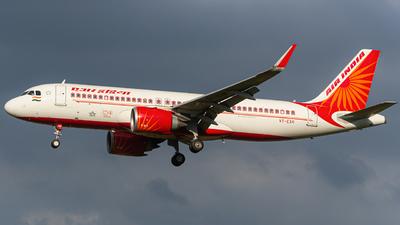 VT-EXR - Airbus A320-251N - Air India