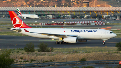 TC-JOZ - Airbus A330-243F - Turkish Airlines