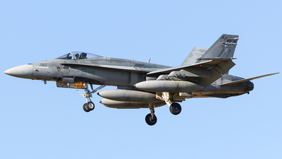 188767 - McDonnell Douglas CF-188 Hornet - Canada - Royal Canadian Air Force (RCAF)