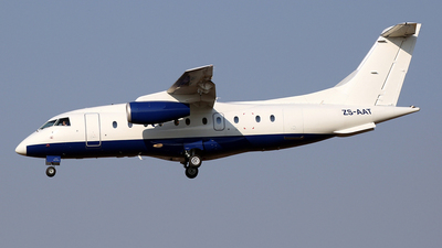 ZS-AAT - Dornier Do-328-300 Jet - Avex Air Transport