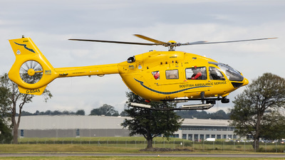 G-GSAS - Eurocopter EC 145T2 - Gama Aviation