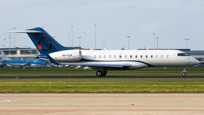 9H-OJS - Bombardier BD-700-1A10 Global 6000 - OJets