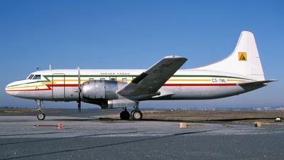 CS-TML - Convair CV-440 - Agroar - Trabalhos Aéreos