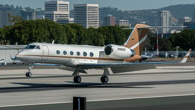 N100ZW - Gulfstream G-IV - Private