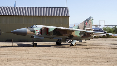 35 - Mikoyan-Gurevich Mig-23MLD Flogger - Soviet Union - Air Force