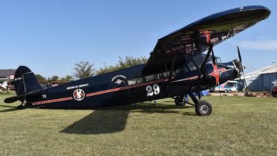NC11153 - Stinson Tri-Motor - American Airlines