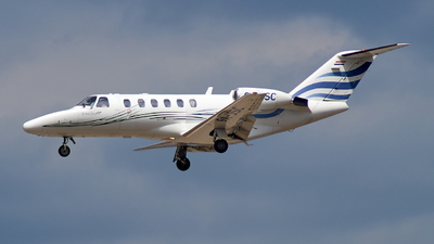 9A-JSC - Cessna 525A CitationJet 2 - Jung Sky